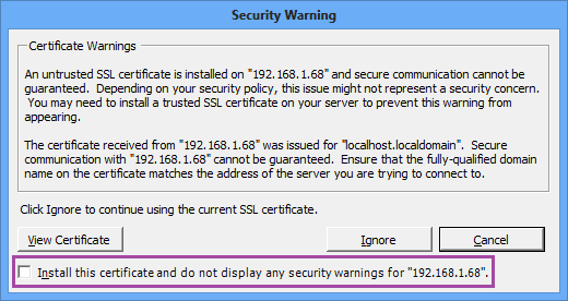Lab-in-a-Box-03-vsphere-client-certificate-warning