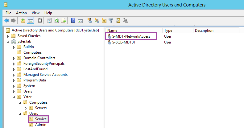 MDT 2013 Guide 04: Network Access Permissions » Sean's Blog